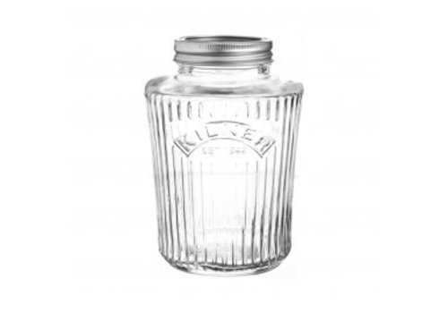 Typhoon Homewares Kilner Vintage Canning Jar 34 FL OZ