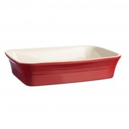 Mason Jar Classic Kitchen Red Casserole 85 FL OZ
