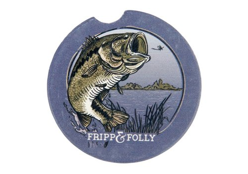 Fripp & Folly Fripp & Folly Car Coaster Bass