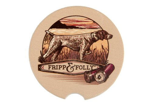 Fripp & Folly Fripp & Folly Car Coaster Pointer