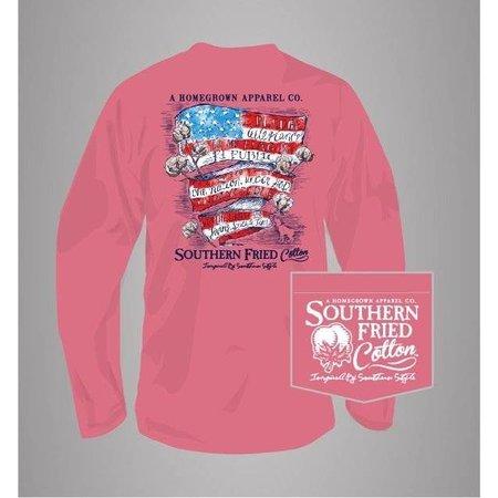 Southern Fried Cotton Belle Pledge L/S