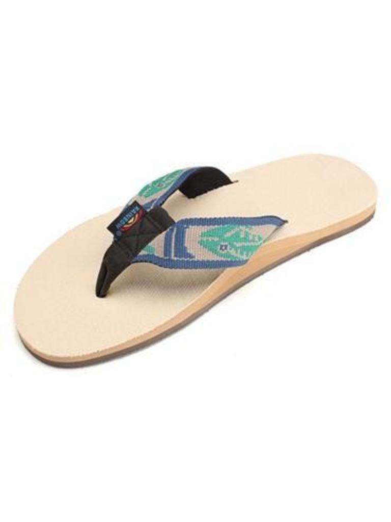 a8ec68301c92 Rainbow Sandals Single Layer Natural Hemp - Papa s General Store