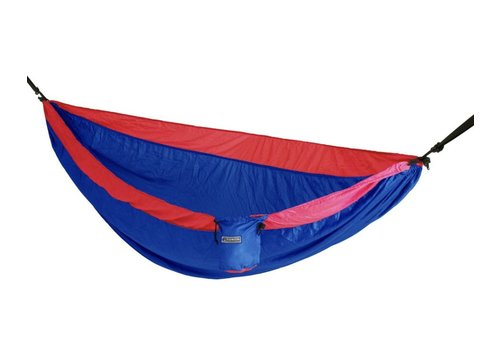 Yukon Outfitters Yukon Patriot Hammock Royal Blue & Red