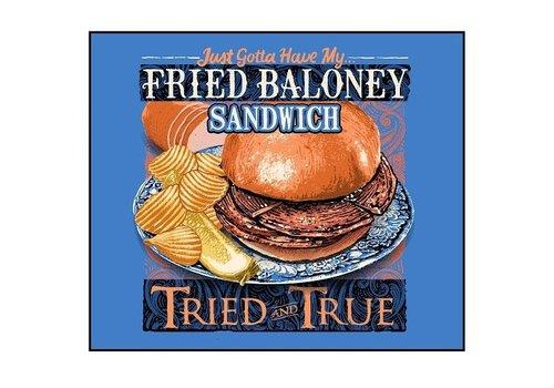 Tried & True Tried & True Bologna Sandwich Flo Blue