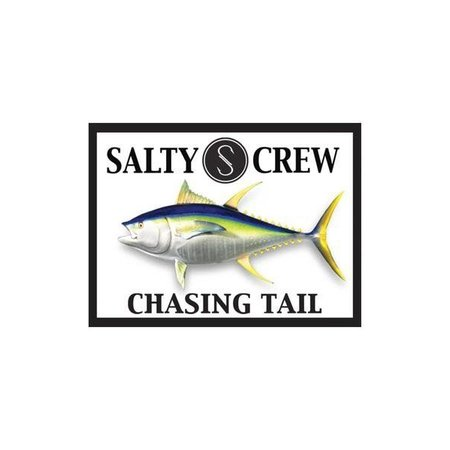 Salty Crew Ahi Sticker