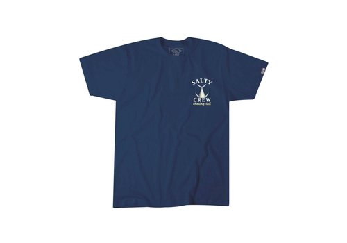 Salty Crew Salty Crew Chasing Tail T-Shirt Navy