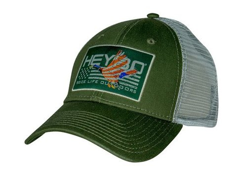 Heybo HeyBo Patriotic Duck Patch Hat