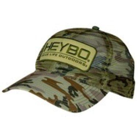 School Camo Mesh Hat