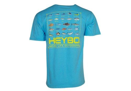 Heybo HeyBo Fish Chart 3X