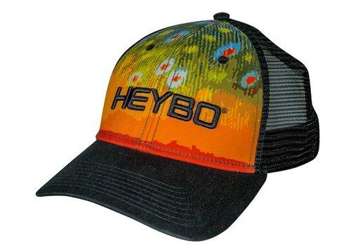 Heybo HeyBo Troutflage Mesh Hat