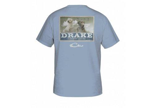 Drake Drake Black And Yellow Lab T-Shirt