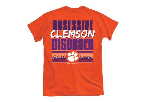 Compulsive Clemson Disorder
