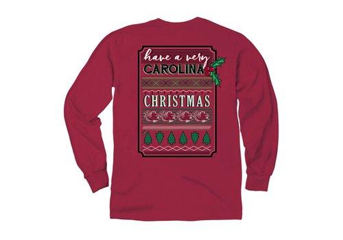USC Have a Very Carolina Christmas Garnet