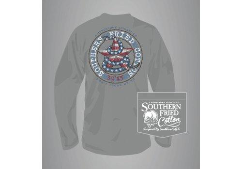 Southern Fried Cotton Southern Fried Cotton Don't Tread Star L/S
