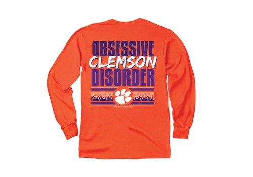 Obsessive Clemson Disorder LS