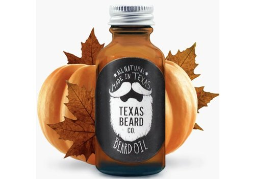 Texas Beard Company Texas Beard Oil Pumpkin Spice