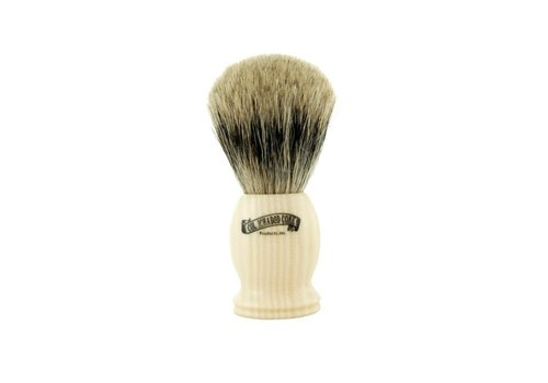 Colonel Ichabod Conk Pure Badger Faux Ivory