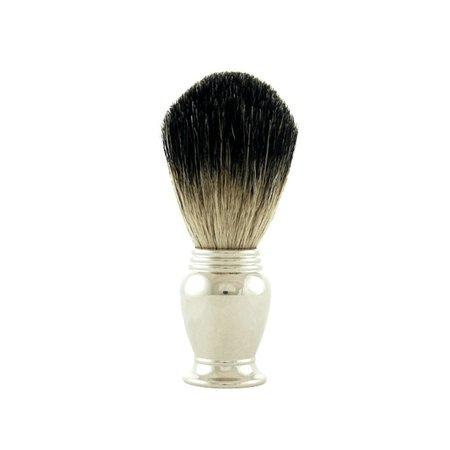 Pure Badger Brush Chrome