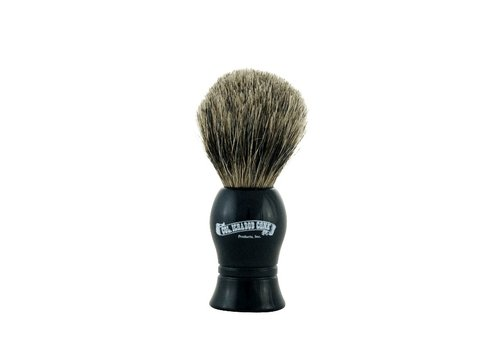 Colonel Ichabod Conk Pure Badger Black Handle