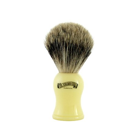Pure Badger Brush Ivory