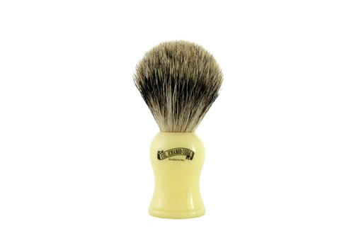 Colonel Ichabod Conk Pure Badger Brush Ivory