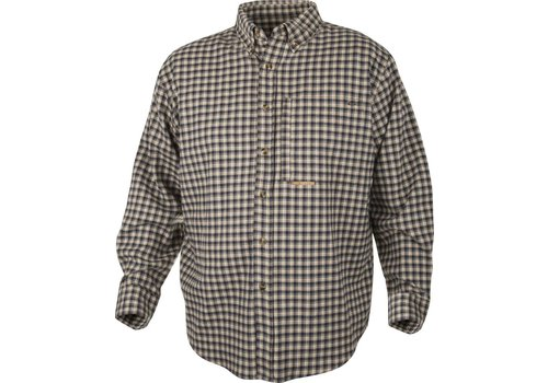 Drake Drake Autumn Brushed Twill Navy Cream Plaid