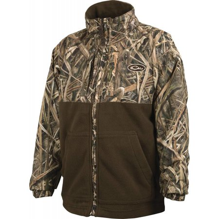 Youth Eqwader Full Zip Mossy Oak Blades