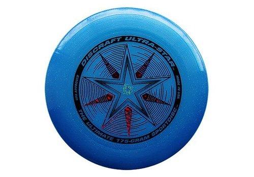 Discraft Discraft Ultra-Star Sportdiscs Blue Sparkle