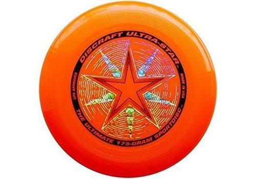Discraft Discraft Ultra-Star Sportdiscs Orange