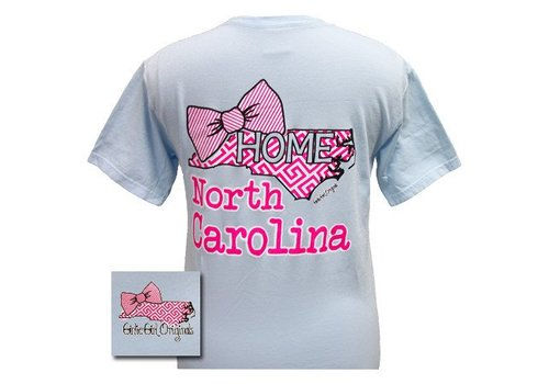 Girlie Girl Girlie Girl Preppy State North Carolina Chambray