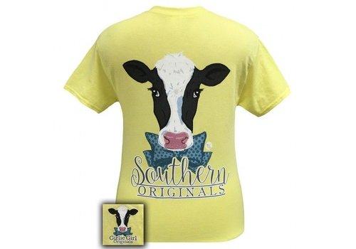 Girlie Girl Girlie Girl Cow Cornsilk