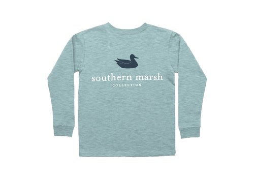 Southern Marsh Southern Marsh Washed Blue L/S