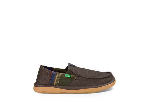 Sanuk Vagabond Tripper Denim
