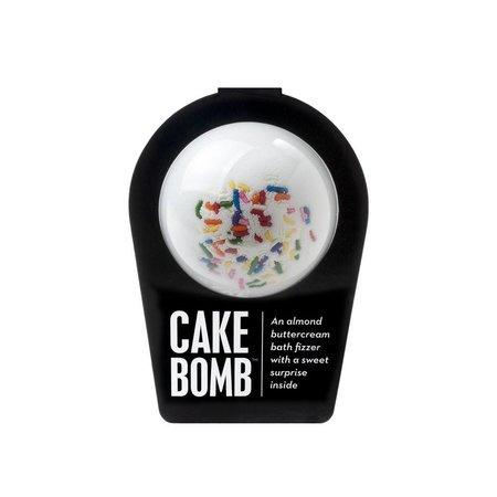 Cake Da Bomb Bath Fizzers