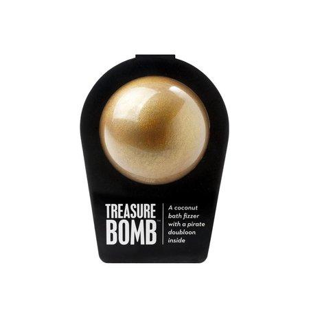 Treasure Da Bomb Bath Fizzers