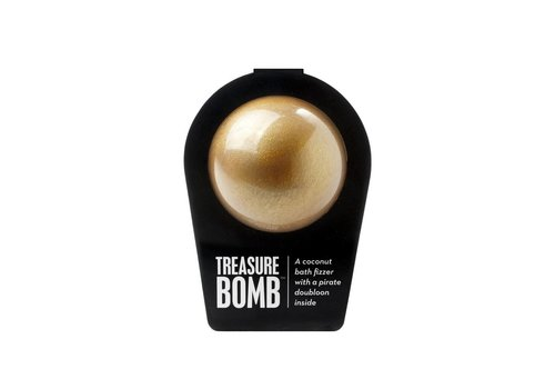 Da Bomb Treasure Da Bomb Bath Fizzers