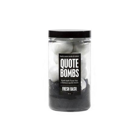 Quote Jar Da Bomb Bath Fizzers
