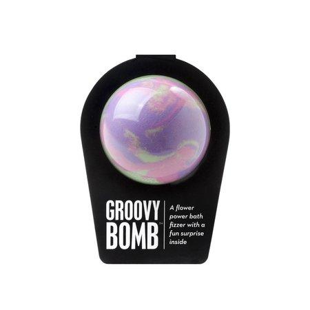 Groovy Da Bomb Bath Fizzers