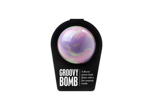 Da Bomb Groovy Da Bomb Bath Fizzers