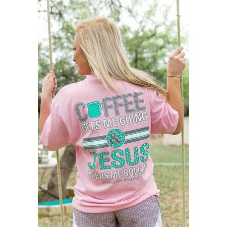 Coffee Keeps Me Going Tee