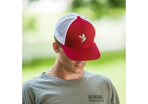 Old South Old South Mallard Cardinal Hat