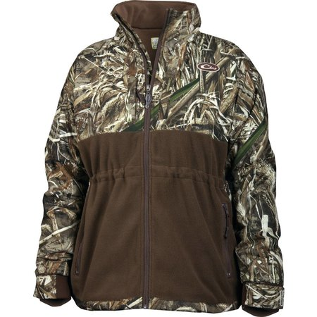 Drake Eqwader Full Zip Womens