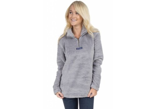 Lauren James Lauren James Linden Sherpa Grey