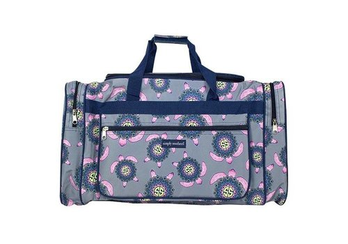 Simply Southern Simply Southern Bohoturtle Duffle Bag
