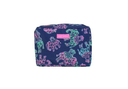 Simply Southern Simply Southern Elephant Cosmo Bag