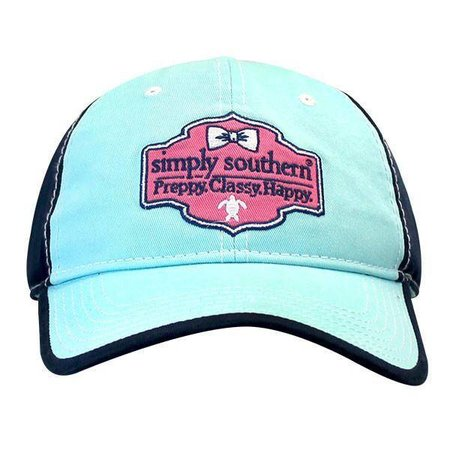 Simply Southern Preppy Classy Happy Hat