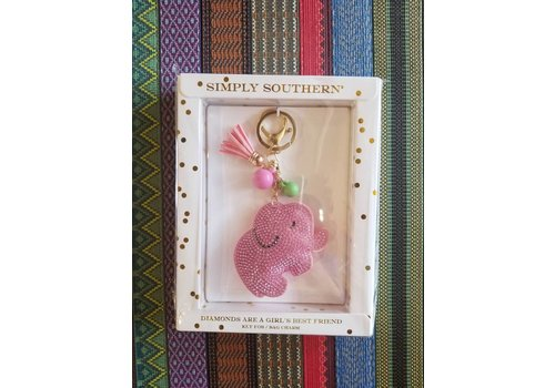 Simply Southern Simply Southern Elephant Charm