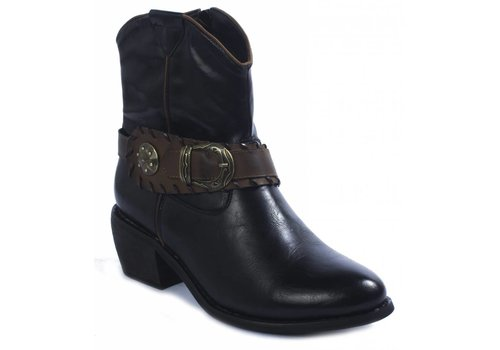 Pierre Dumas Pierre Dumas Rimini Boot Black