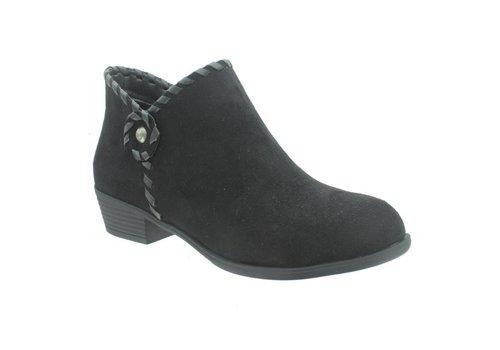 Pierre Dumas Pierre Dumas Zoey-10 Boot Black