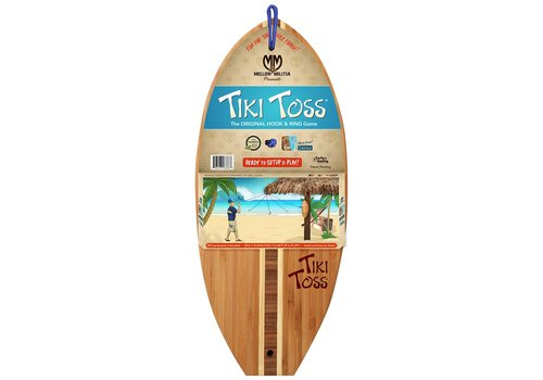 Tiki Toss Tiki Toss Surf Edition Ring Game